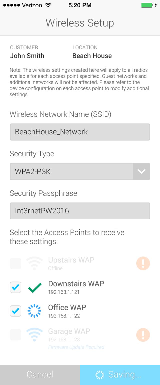 Easy WiFi Setup - OvrC